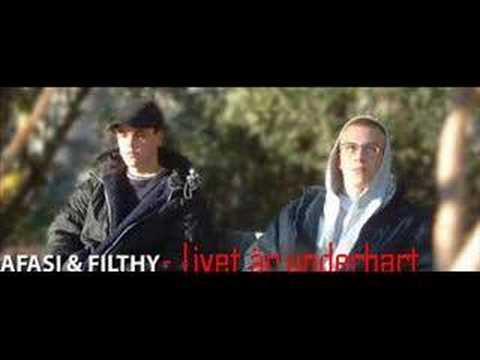 Afasi & Filthy - Livet är underbart