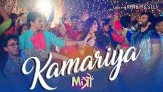 Kamariya Mp3 Song – Mitron| Jackky Bhagnani| Kritika Kamra| Darshan Raval | Lijo-DJ Chetas | Ikka