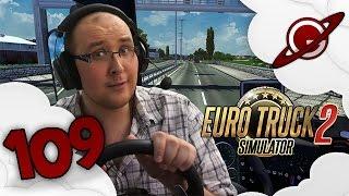 Euro Truck Simulator 2   La Chronique du Routier #109: La vie à l