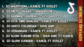 Kompilasi DJ Tarling Cirebon - Indramayu Paling Hitz 2020    Wartiyem Warkedokan Non Stop!!!!
