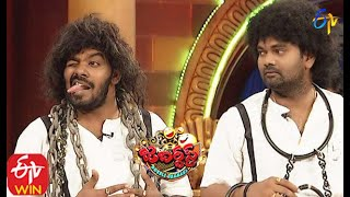 Sudigaali Sudheer Performance | Jabardasth |Double Dhamaka Special | 18th October 2020 | ETV  Telugu