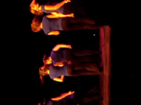 dancing in k-dance zone :