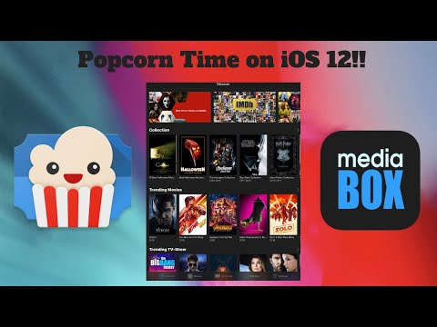 Free Netflix Alternative (Popcorn Time) on iPhone, iPad and