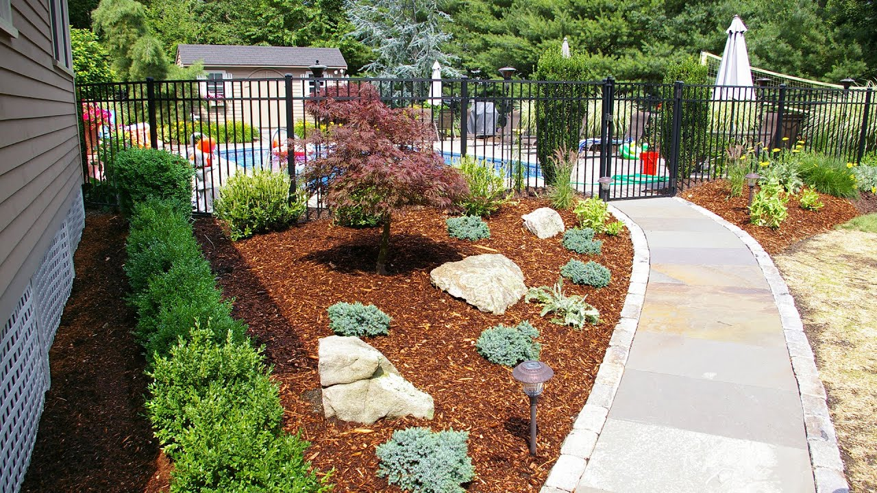 Trumbull CT Landscape Designers   Trumbull CT Landscapers   YouTube