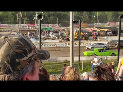 2019 Eve of Destruction at Lebanon Valley Speedway (Full Event) - July 2nd, 2019