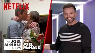 The Bachelor Moan-Kissing Montage | Joel McHale Show | Netflix