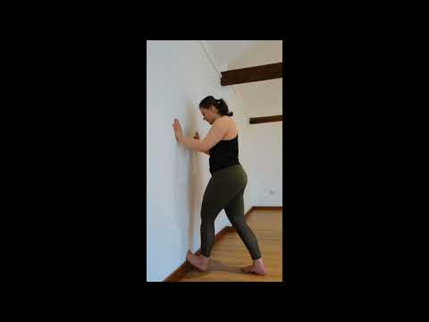 Yoga Osteo Strong Ankle & Calf Stretch
