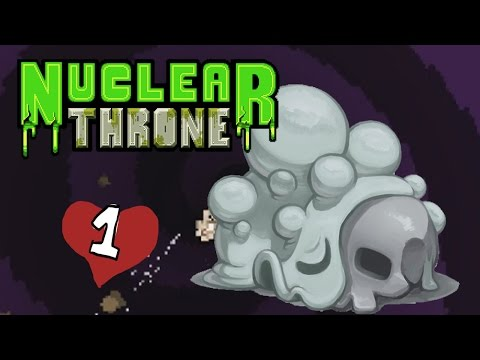 Nuclear Throne: Forever 1HP Melting