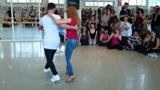 luis and evelyn bachata sensual at spring bachata festival 2015 4