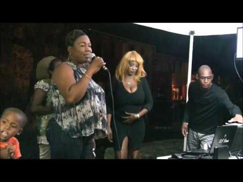 Karaoke in Haynesville, St. James Barbados January 2  2017