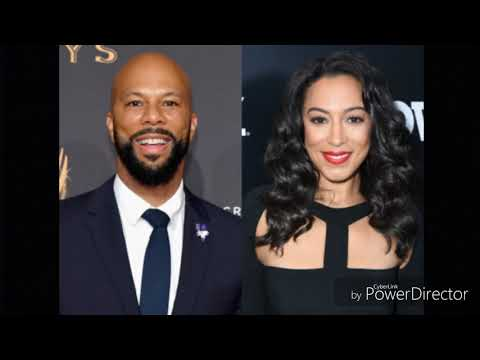 Common & Angela Rye Are Officially Dating