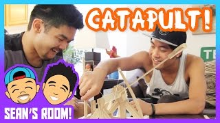Building a Catapult!