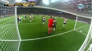 Download Video Gol del pity Martínez a boca final libertadores river 3 boca 1 en el Bernabéu_relato Rodolfo depaoli MP3 3GP MP4