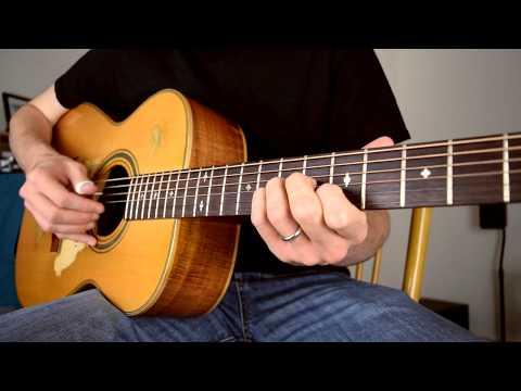 Raglan Road (Fáinne Geal An Lae) - Irish Acoustic Fingerstyle Guitar