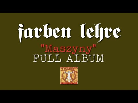 "FARBEN LEHRE,   , ""My Maszyny"", ARSTON 1993"