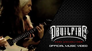 DEVILFIRE - Devil In Your Eyes (Official Music Video)