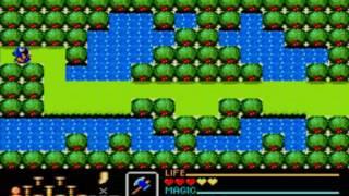 Let's Play Golden Axe Warrior (SMS) Part 2