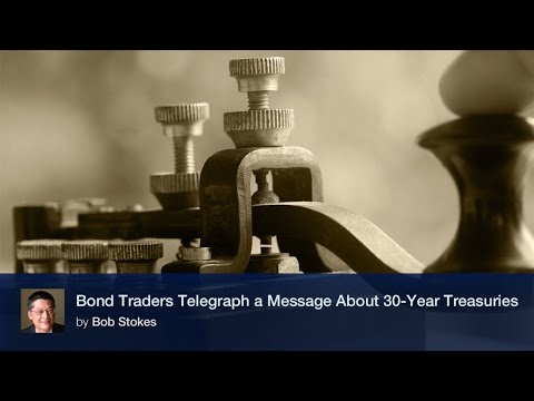 Bond Traders Telegraph a Message About 30-Year Treasuries