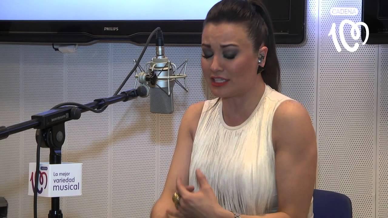 """Maria Jose (La Josa) """"Se nos va la vida"""" Acústico Cadena 100"""