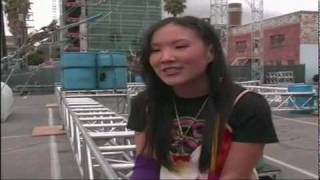 "iCarly - Behind the Scenes 5 - Fight Scene - ""iGo to Japan"" -"