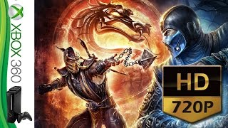 Mortal Kombat 9 - Gameplay - PT BR - XBOX 360 - HD 720P @ 60 FPS