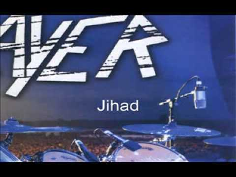 Slayer - Jihad (Live big four sofia 2010)