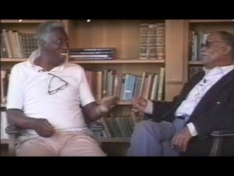 Clark Terry Interview by Joe Williams - 5/19/1995 - Clinton, NY