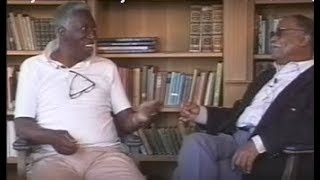 Clark Terry Interview by Joe Williams - 5/19/1995 - Clinton, NY