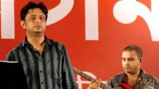 Rupankar singing