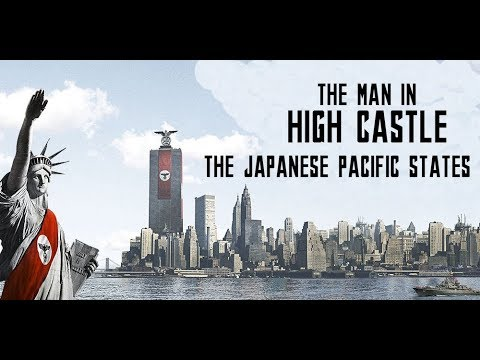 The Japanese Pacific States #2