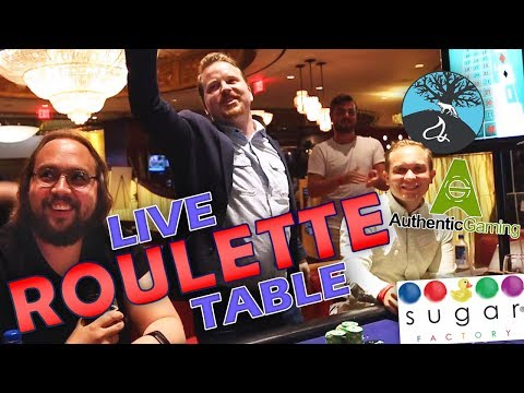 Authentic Roulette LIVE from Foxwoods Casino, US | Vlog 26