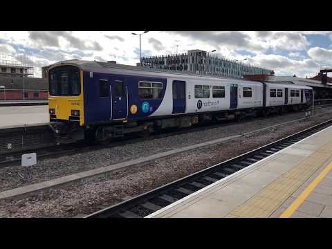 Nottingham Midland Railway Station (NOT) (21/09/18)