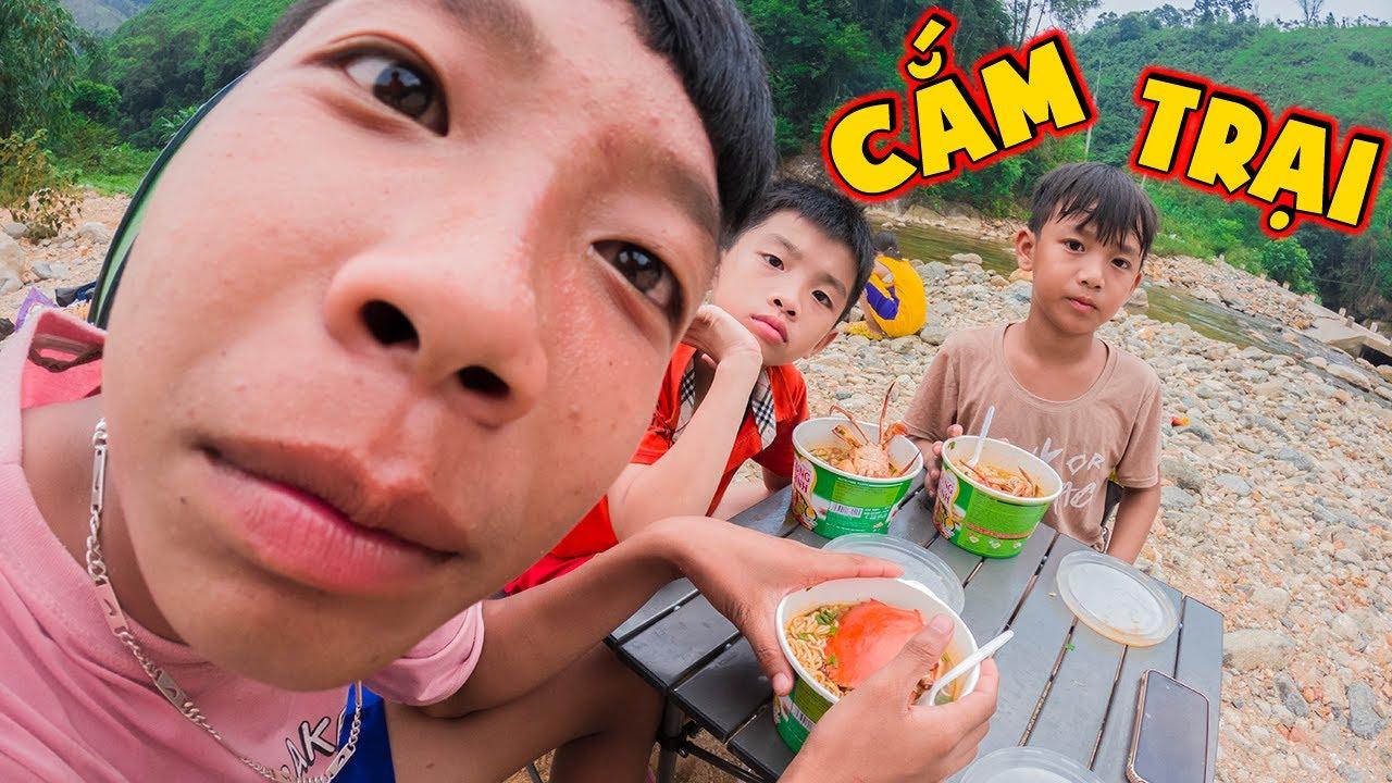 Download Thái Chuối | Cắm Trại Theo Số Dép Của Trẻ Trâu - 50k Vs 1 Triệu