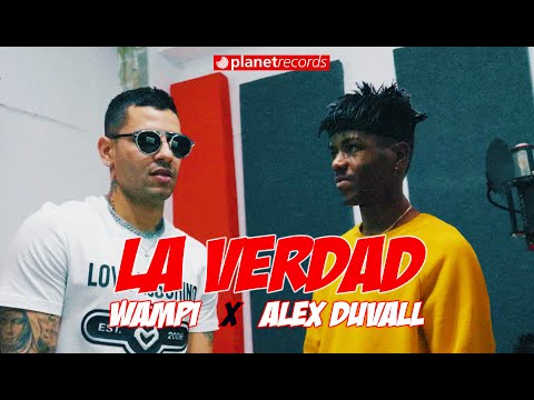 WAMPI ❌ ALEX DUVALL - La Verdad (Official Video) Reggaeton Cubaton 2020
