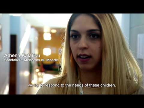 Living in Elaia Shelter - Giving for Greece