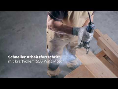 Bosch Multi-Cutter GOP