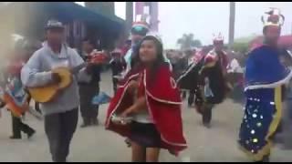 Fiesta de la Santa Cruz El palmar chichiquila Puebla Mexico