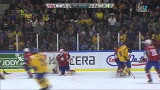 JVM 2014 - Sverige vs Norge 10 - 0