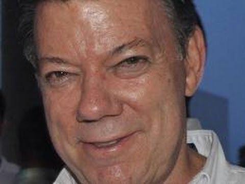 Presidente Juan Manuel Santos ojos reptilianos  illuminati posesión demoníaca walk-in