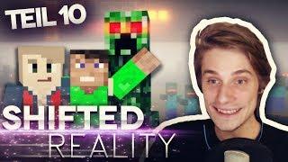 AAAAAH - Ich bin so SCHRECKHAFT! :D ★ Minecraft SHIFTED REALITY #10 | mit Dner & Herr Bergmann