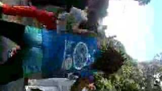 Capoeira Oxosse Porto Alegre-RS Mestre Kaká