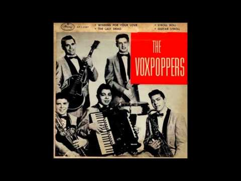 Voxpoppers, The - The Voxpoppers E.P.