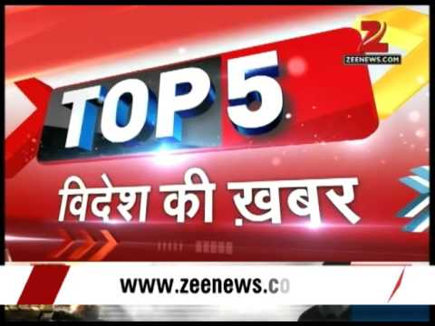 Watch: Top 5 International Headlines