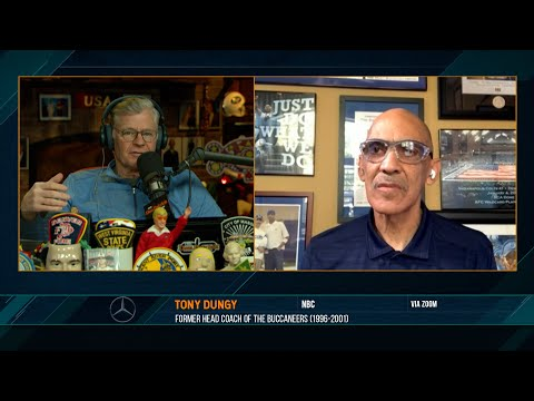 Tony Dungy on the Dan Patrick Show (Full Interview) 2/5/21