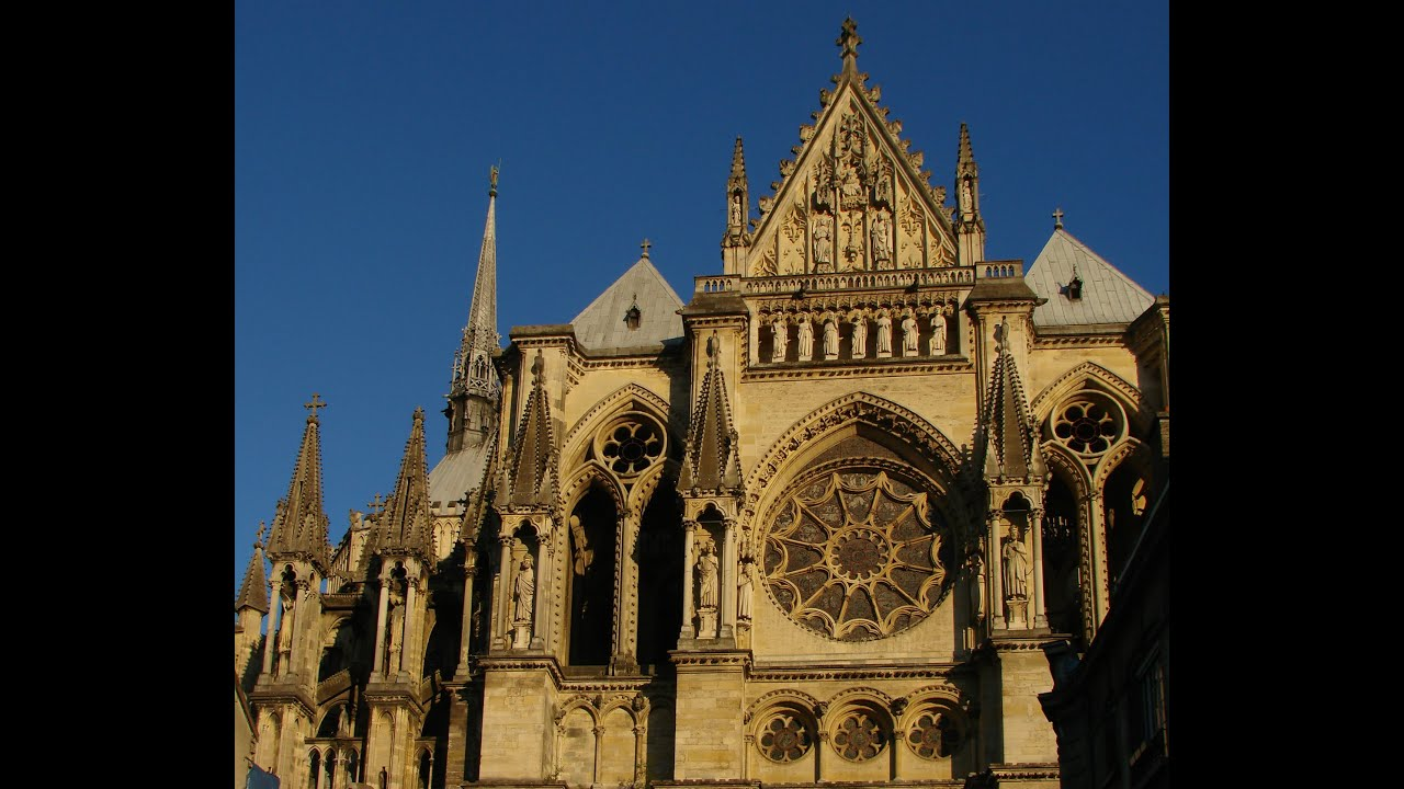 Common Characteristics Of Romanesque And Gothic Architecture