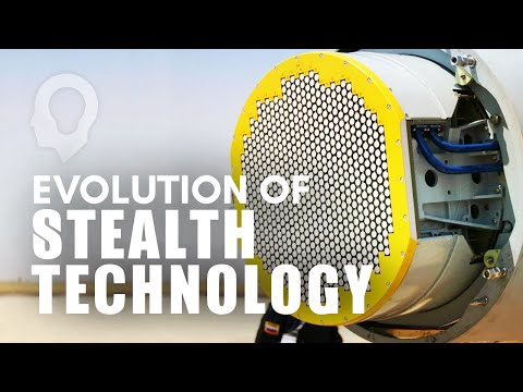 The Evolution Of Stealth Technology