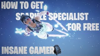 How to get Sparkler Specialist Free!