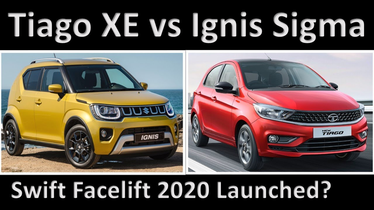 Swift Facelift 2020 LAUNCHED? Tiago XE vs Ignis Sigma कौनसी बेहतर ? Q&A#98