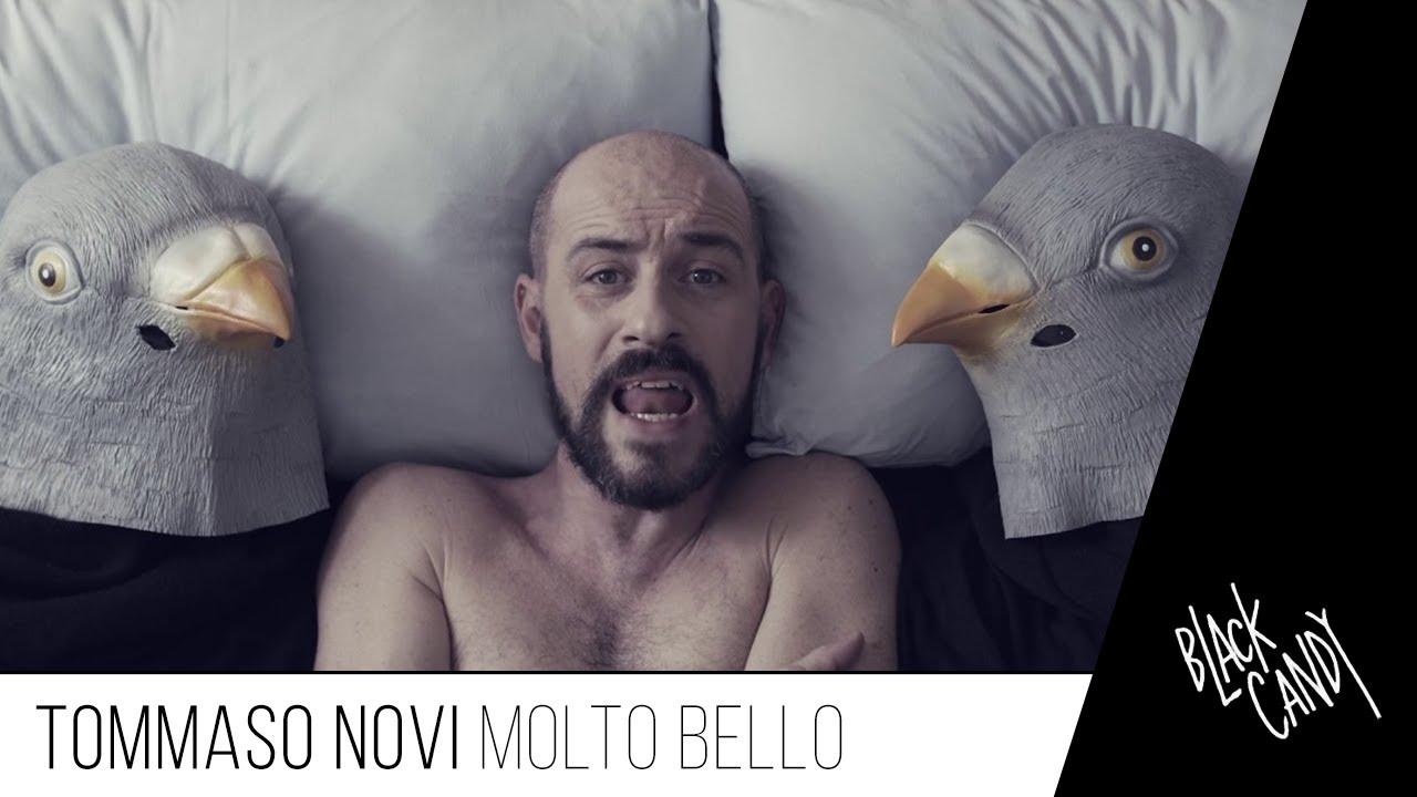"""TOMMASO NOVI """"Molto Bello"""""""