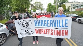 why fast food workers want 15 a hour